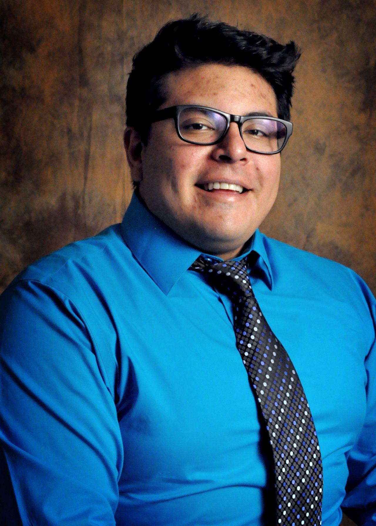 Frank Cordoza Keller & Keller Scholarship Winner