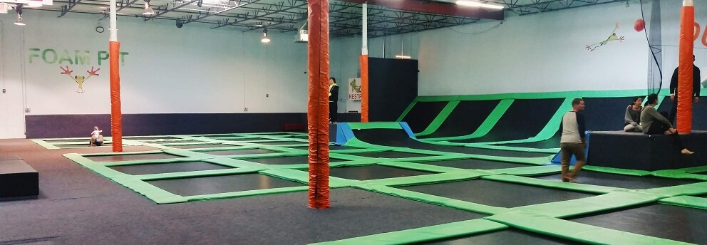 Trampoline Parks Have Hidden Dangers That Can Lead To Accidents