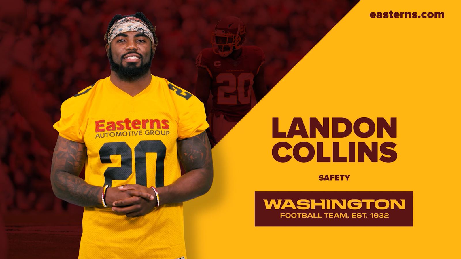 Landon Collins for Eastern Motors