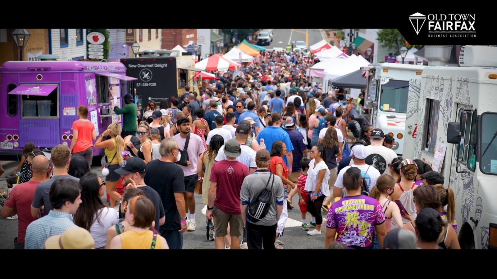 asian festival main street
