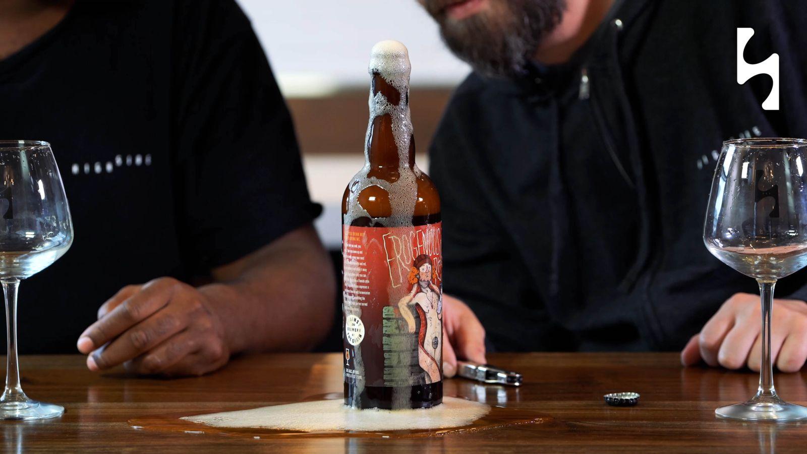 Beer banter