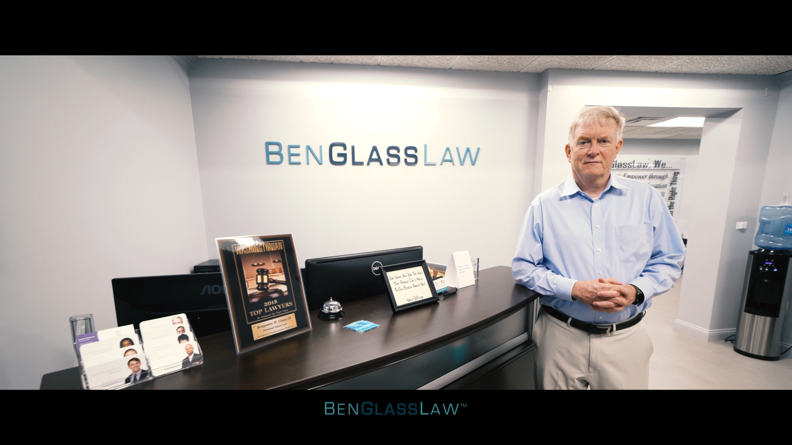 ben glass law