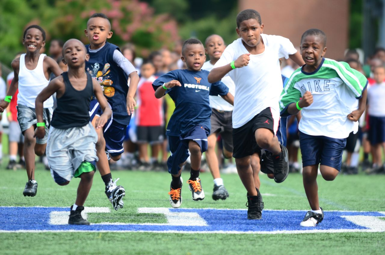 Hampton Roads Football Camp
