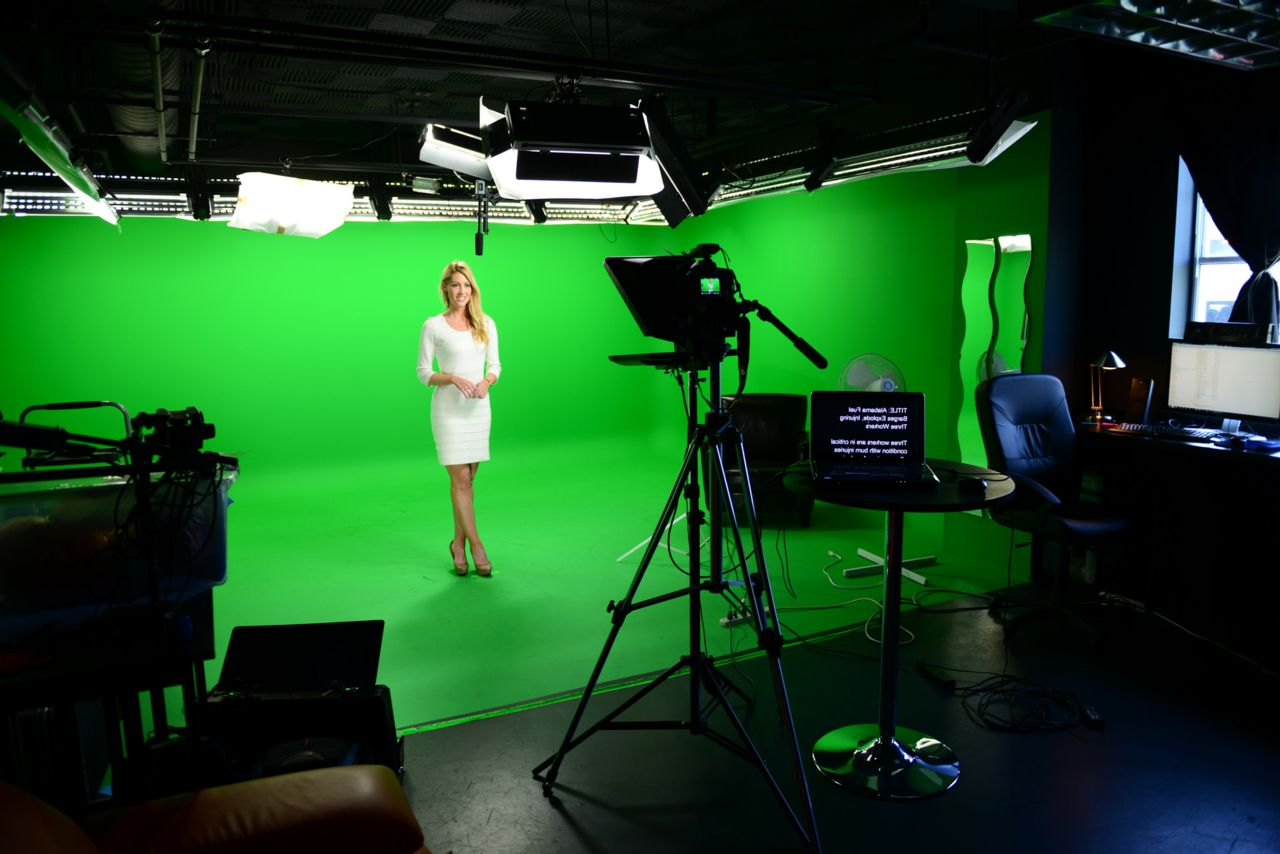guerin green screen