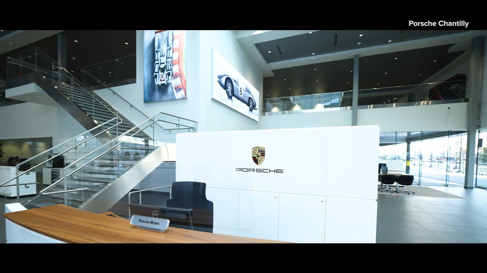Porsche Chantilly dealership