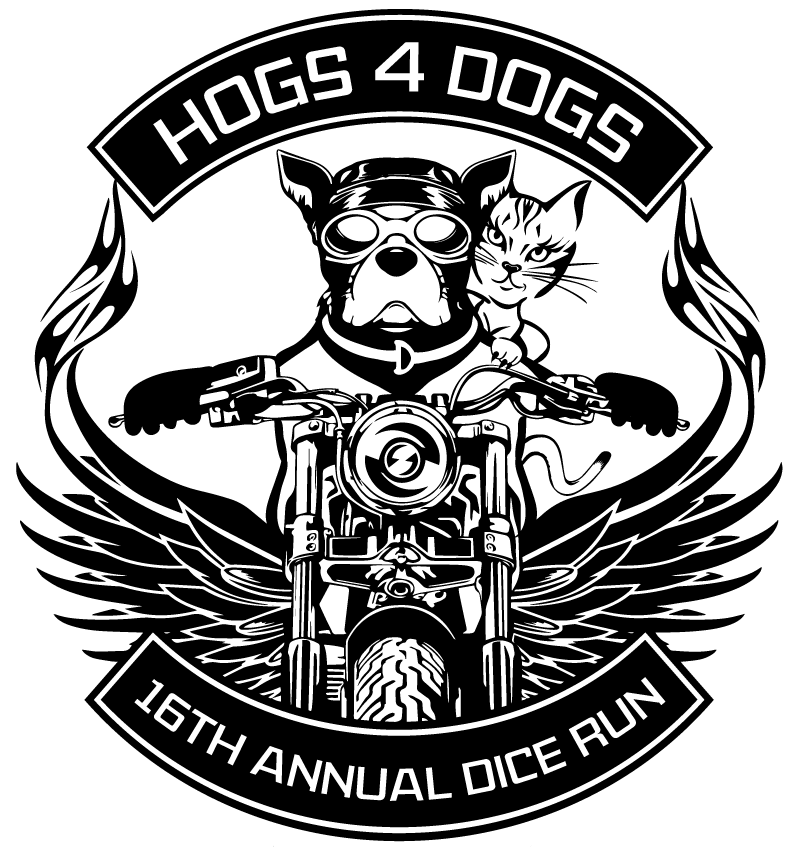 Hogs for Dogs Logo