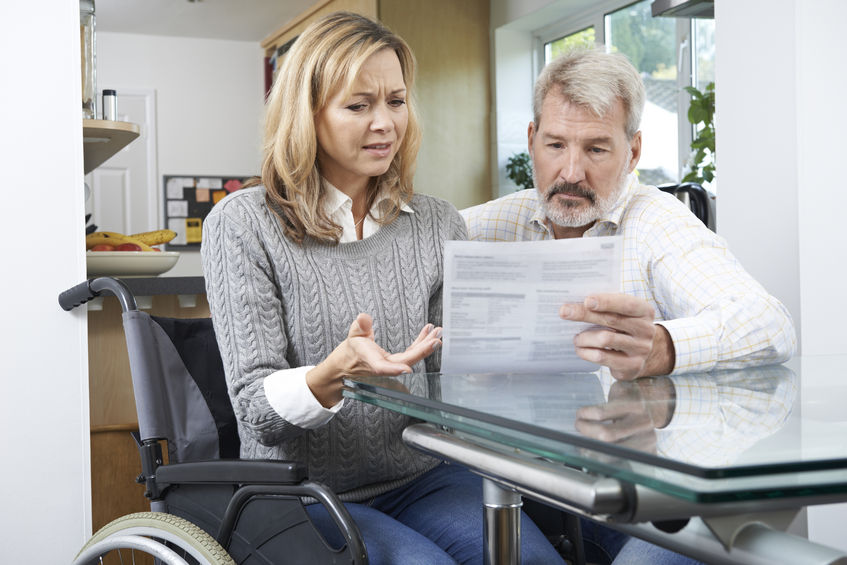 long term disability ERISA claim