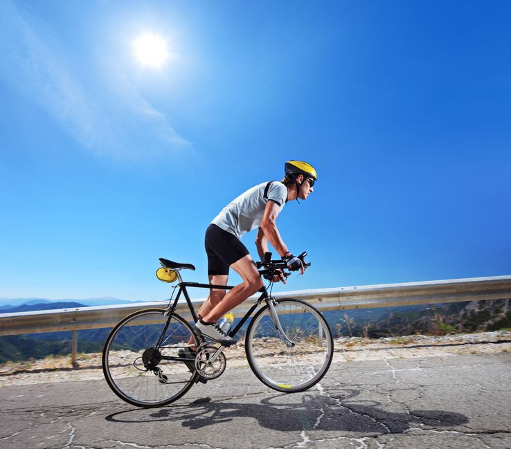 Dangers of Cycling in West Virginia - WV Bicycle Injury Lawyer