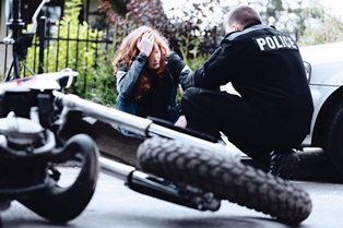 Top reasons for motorcycle crashes Kansas City Accident Injury Attorneys