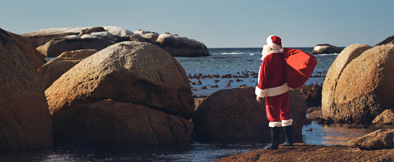 Here's hoping Santa brings you healthy, happy feet for Christmas!!