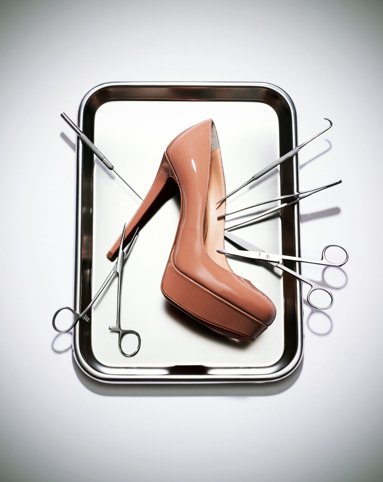 If your shoes feel more like weapons, you could be causing yourself permanent foot damage!