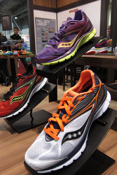 Don't fall for gimmicks: choose runing shoes that feel good on your feet!
