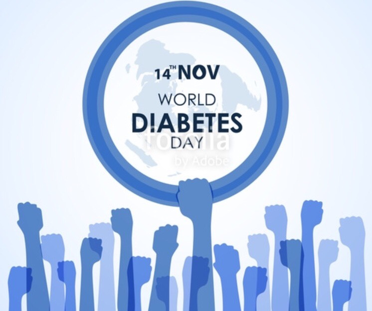 Let's mark World Diabetes Day with a reeducation on diabetic foot health!