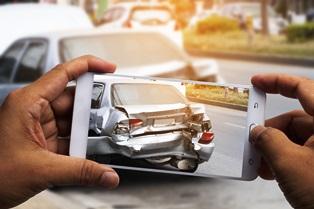 evidence you need for a car crash case