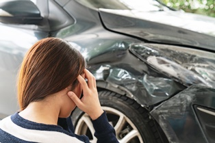 What to do after a hit and run accident in CA