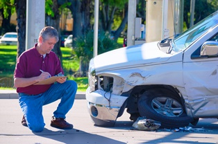 reporting car accident to insurance