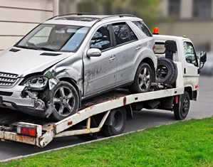 Common car accidents in Southern California