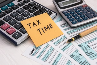 Paying taxes on car accident settlements