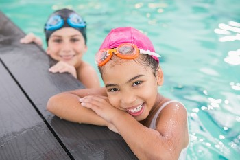 Children can be seriously hurt in swimming pool accidents.