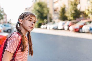Protect your child after a pedestrian accident.