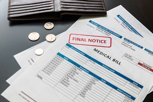 medical lien repayment