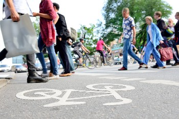 Get helping collecting pedestrian accident evidence.