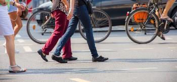 Pedestrian hit by uninsured driver