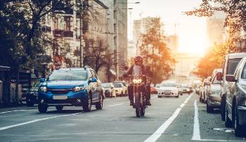 Causes of rear end motorcycle accidents