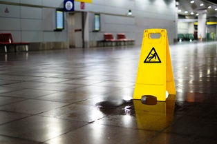 determining value of a slip and fall accident claim