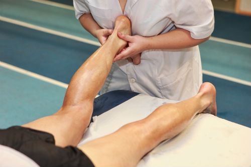 You may need help getting a good look at your feet in order to avoid diabetic foot complications