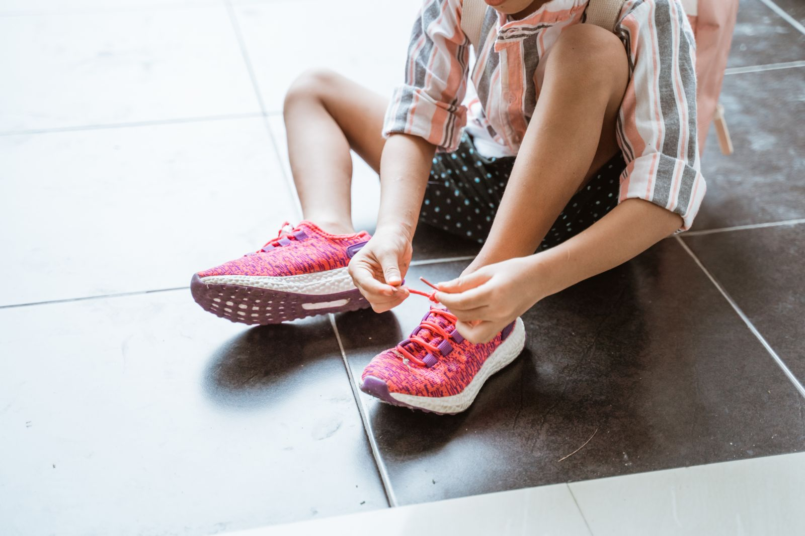 Houston podiatrist discusses choosing the right back to school shoes
