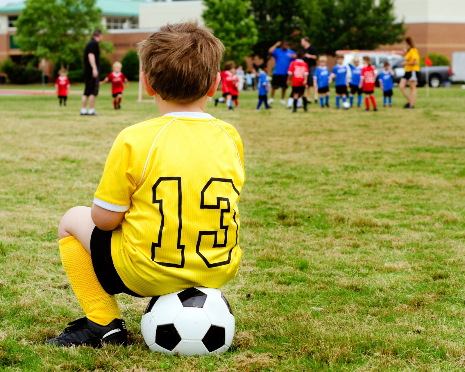 Houston podiatrist treats kids with foot pain causing them to sit out of sports