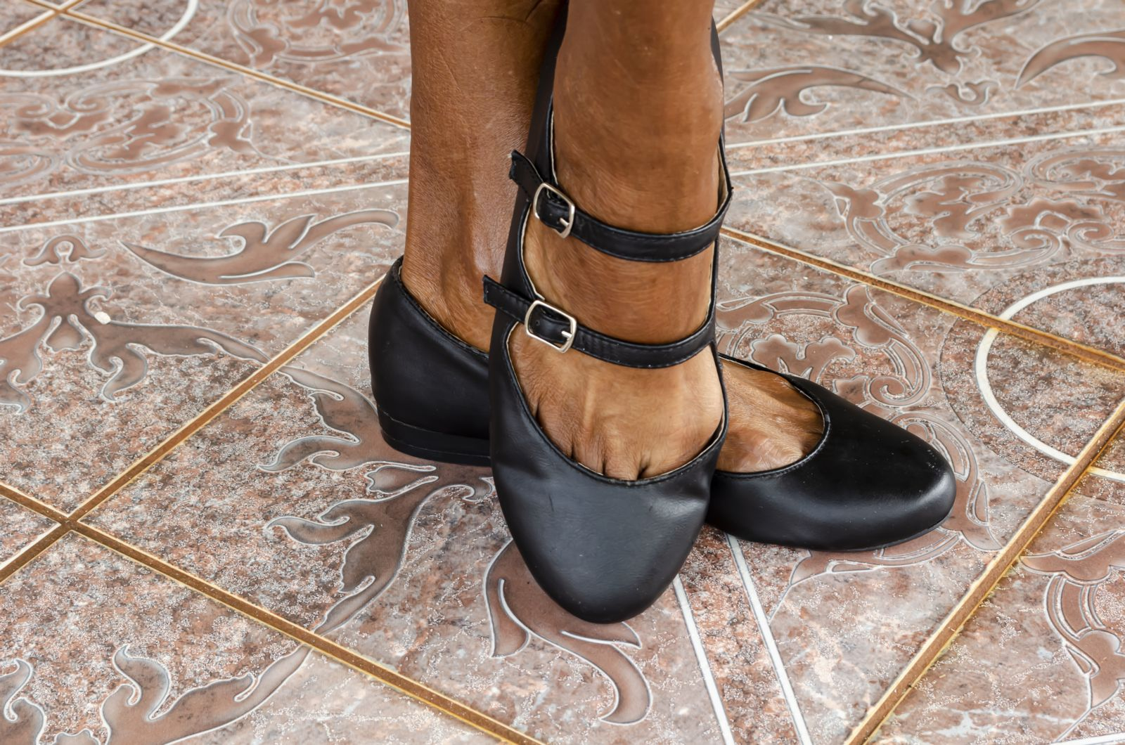 Michelle Obama rocks a mean flat and she wants you to do the same!