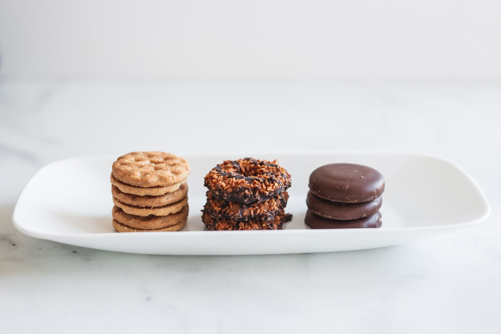 Put down the Girl Scout Cookies for better diabetes heath