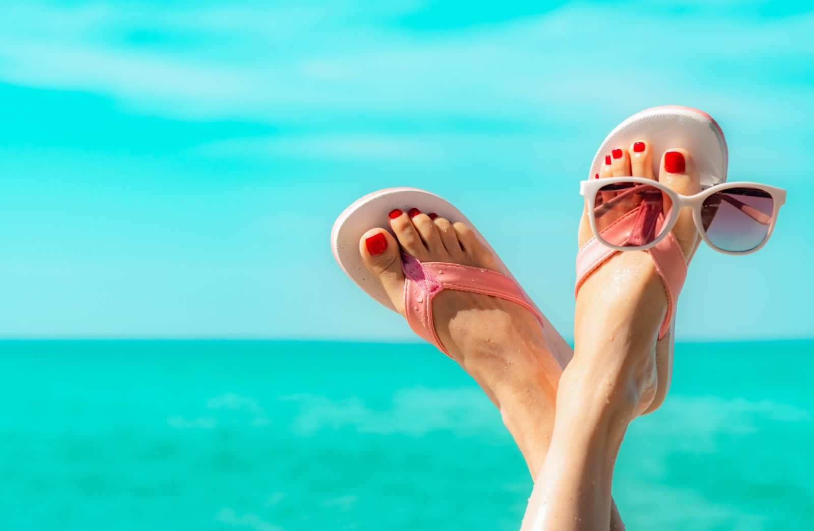 Houston podiatrist discusses keeping your feet healthy this summer