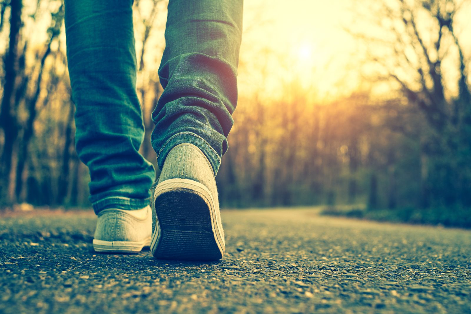 Walking is great exercise--as long as your form isn't hurting your feet!