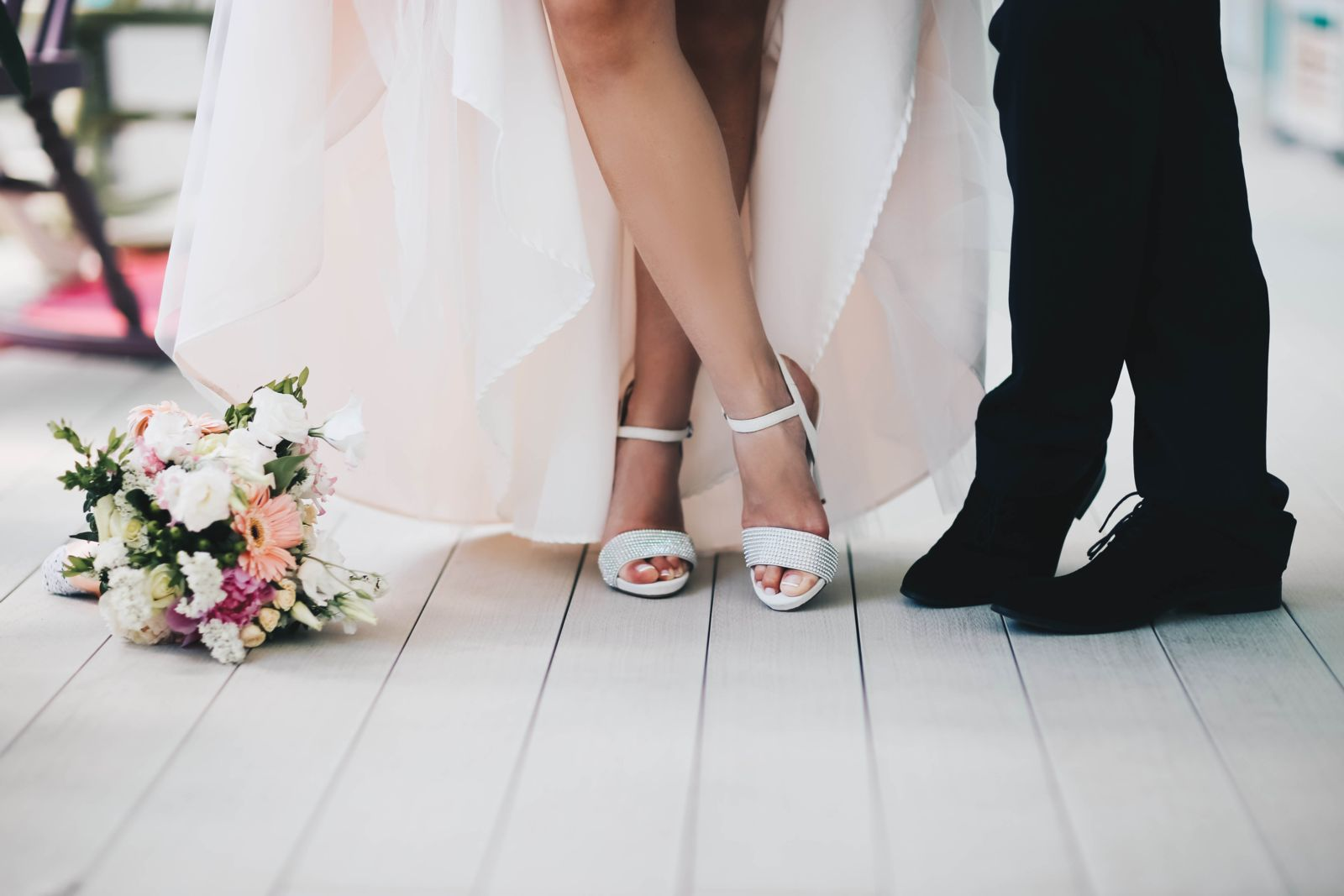 Feel fab in your wedding shoes with my bridal foot-pain busters!