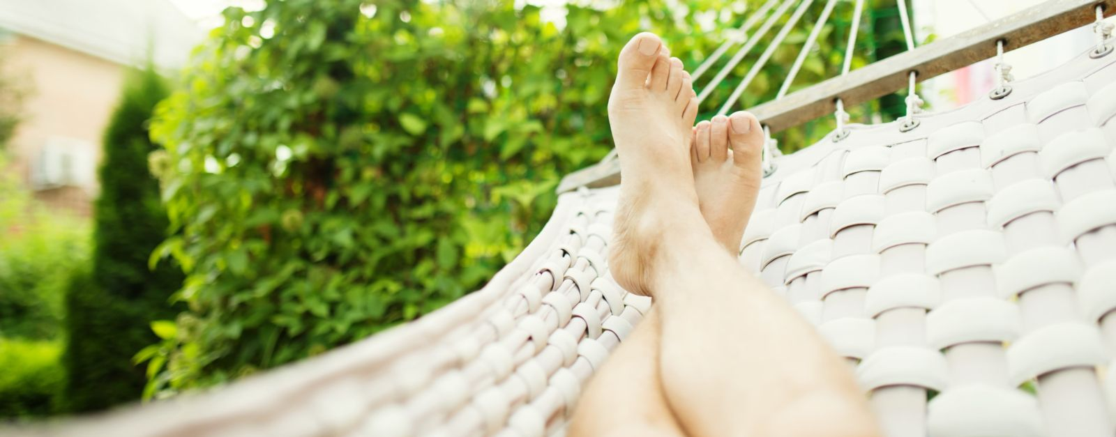 Downtime outdoors, in the sunshine, is one of the best ways to combat holiday stress!