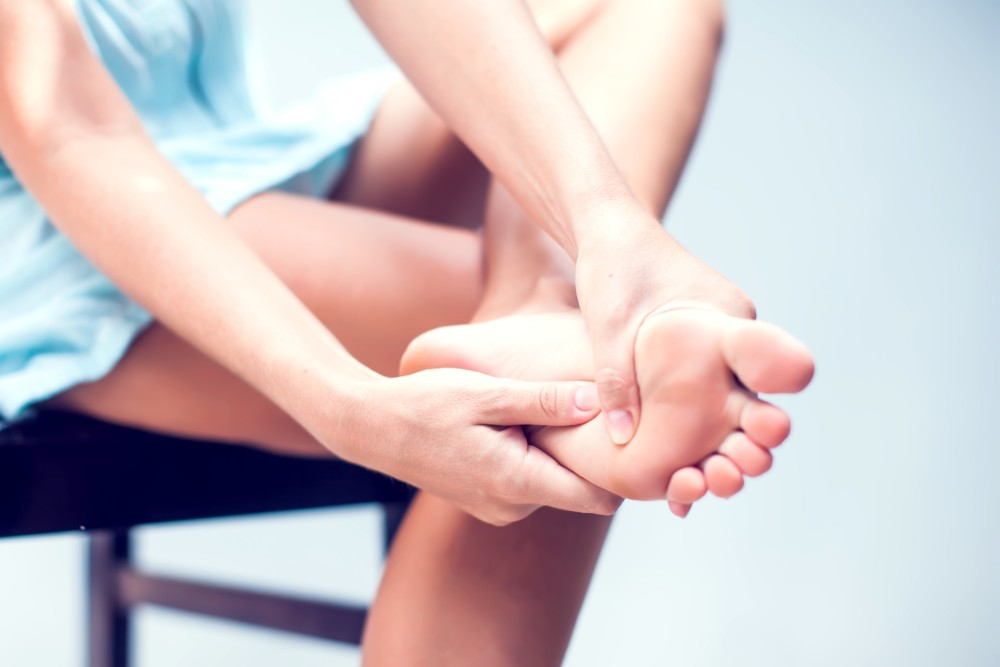 Treating heel pain with Houston podiatry