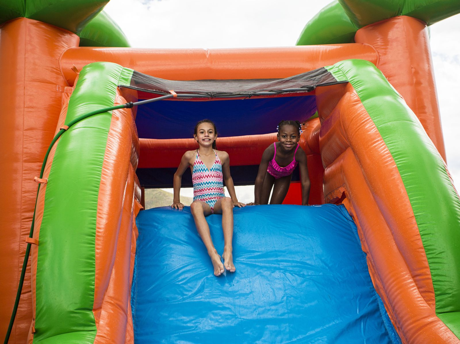 Bounce houses can be dangerous, so follow these strict safety guidelines!