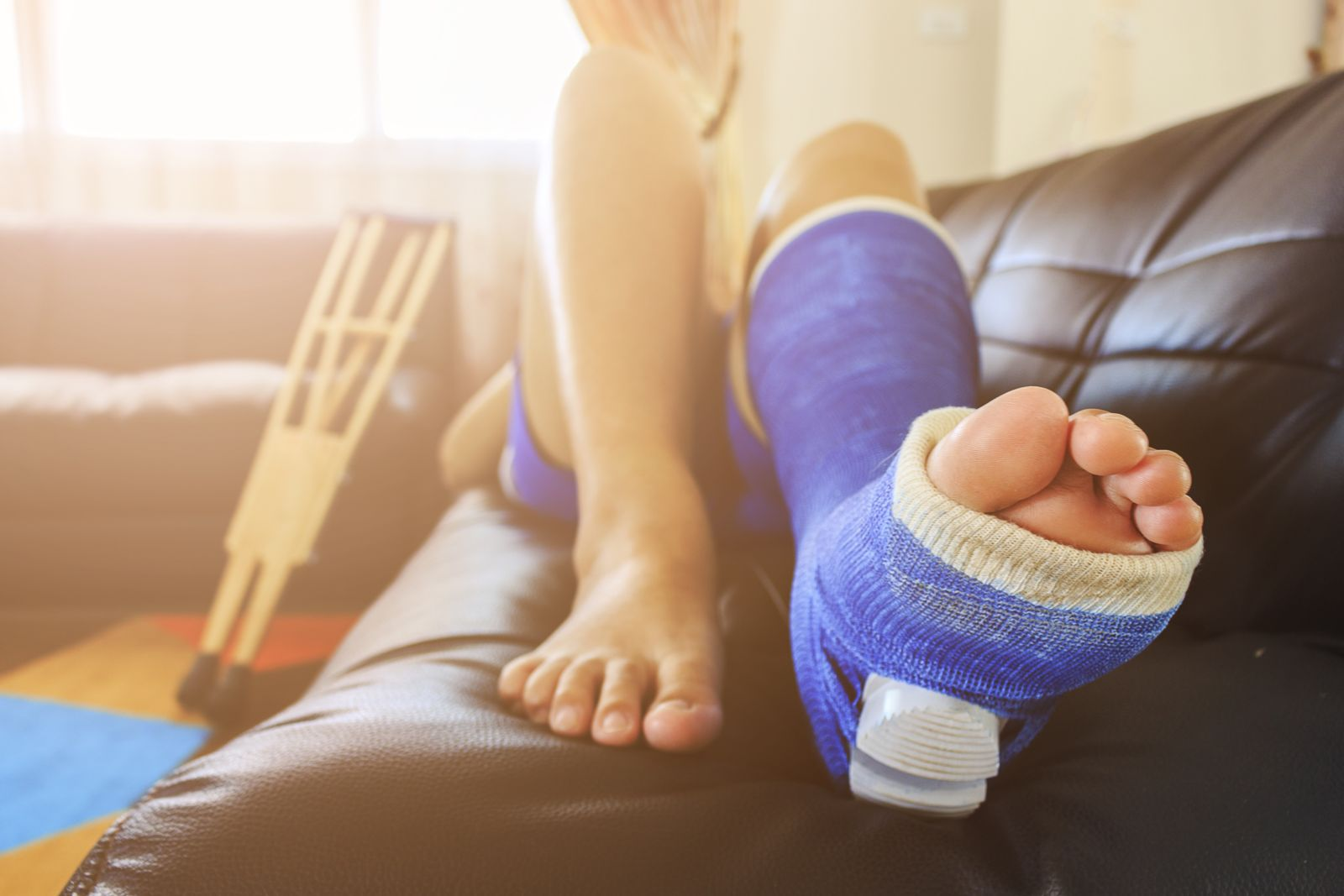A Jones Fracture occurs when there is a break in the fifth metatarsal bone of your foot.