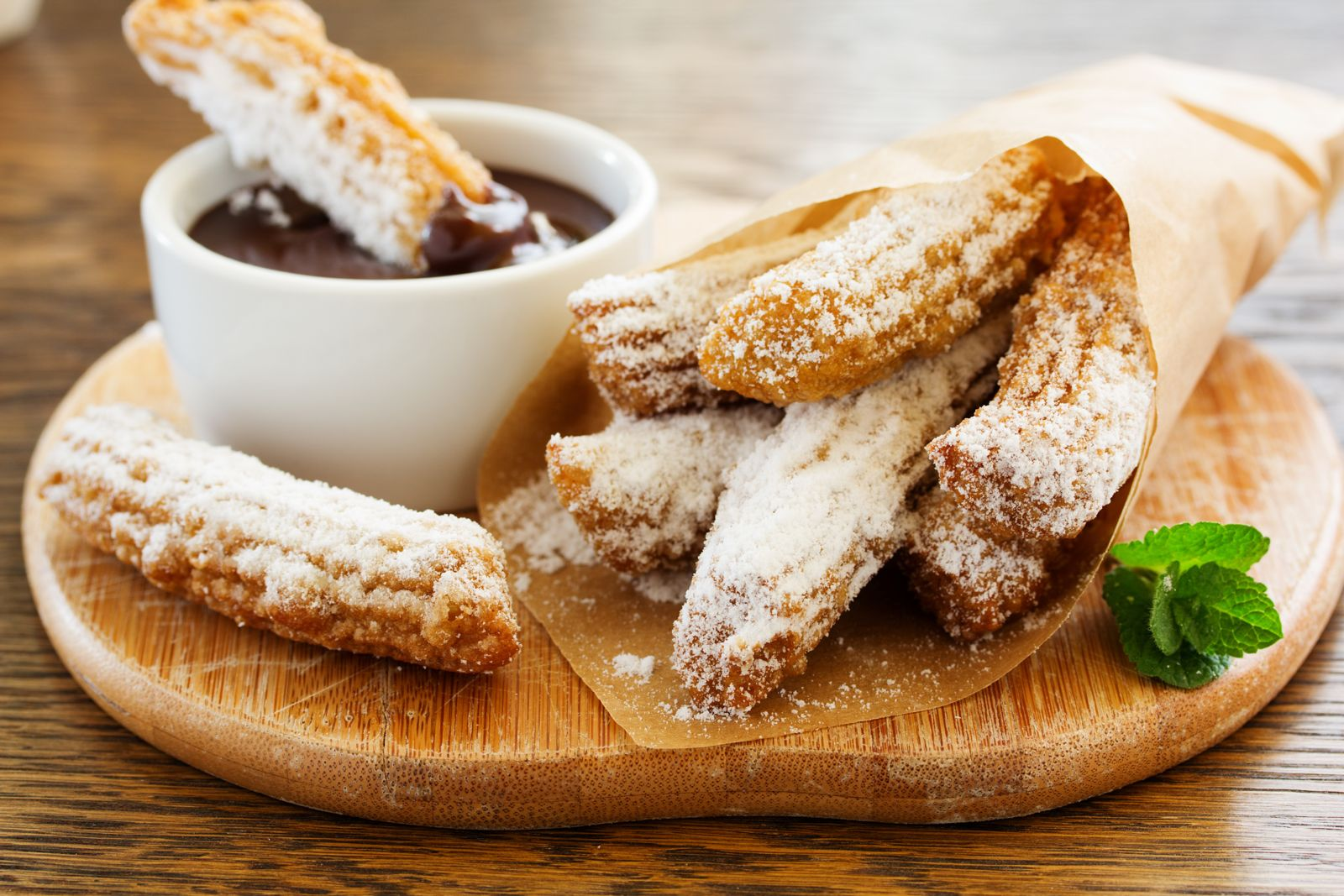 Churros are the perfect way to mark Cinco de Mayo - and they can even be diabetic friendly!