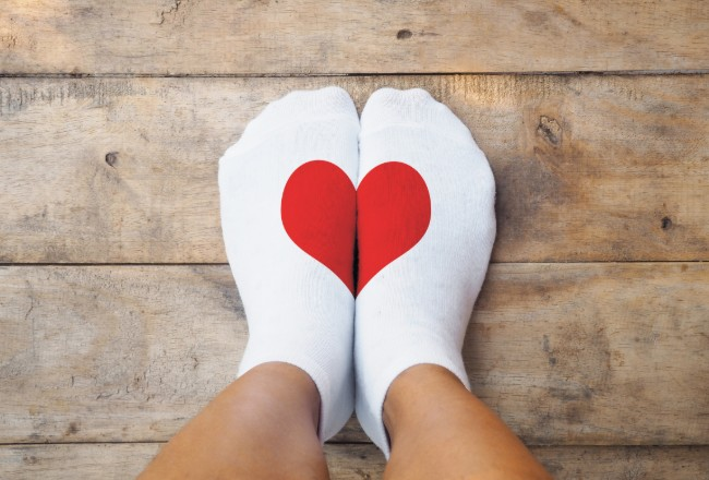 Diabetic socks give your feet some much needed extra love
