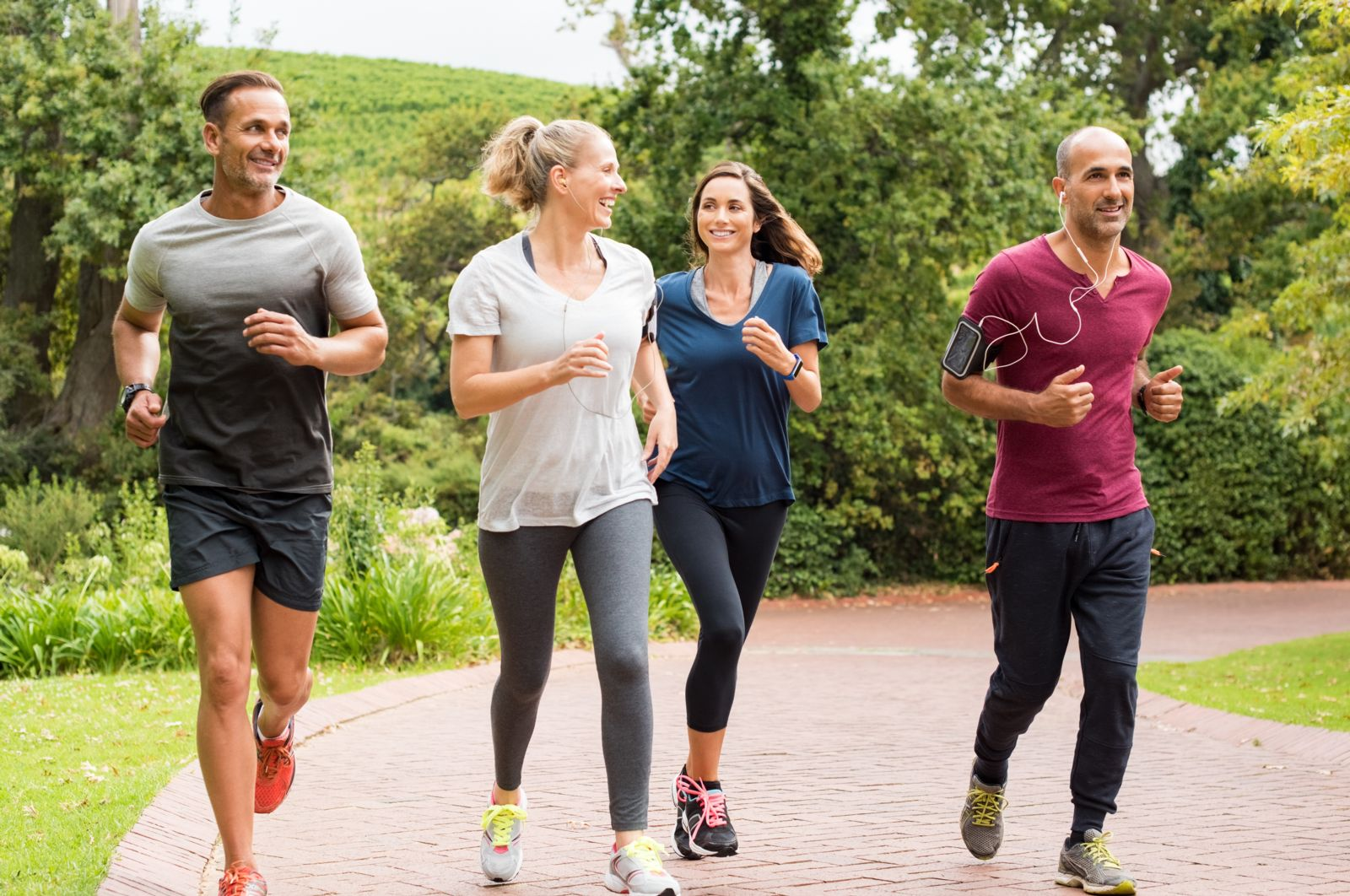 All runners just want to keep running. Your Houston Podiatrist can help!