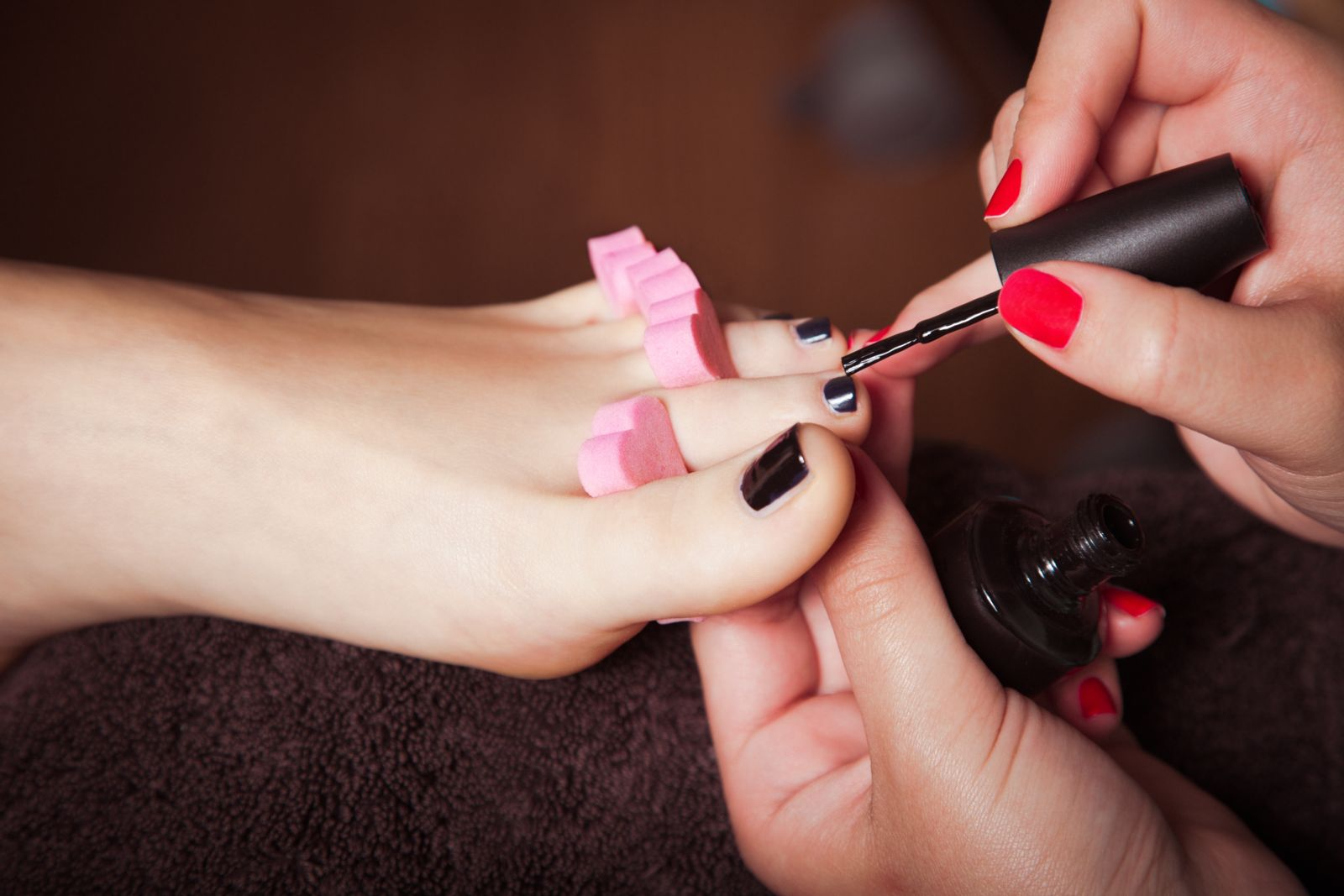 Know what not to do at your next pedicure so you don't put your feet in danger!