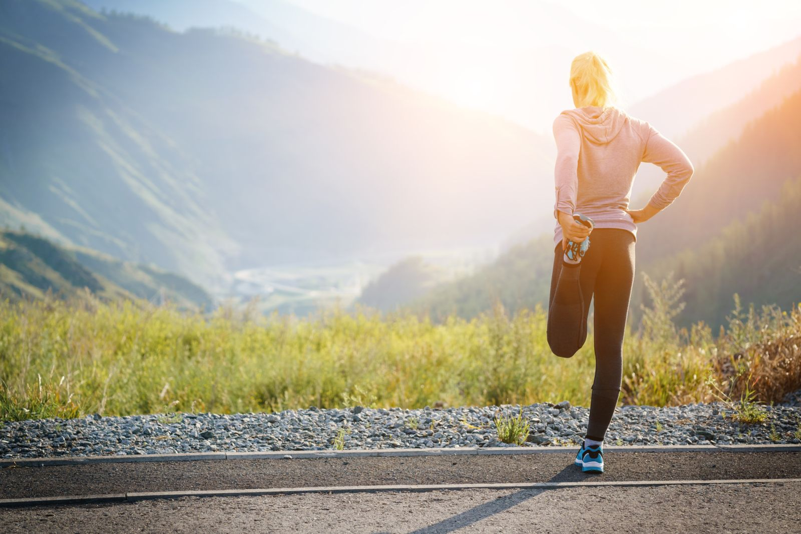 Hitting the road for marathon distance running? Don't forget to prepare the right way to avoid pain and running injuries