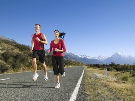 Sore after a marathon? Cortisone may not be the answer