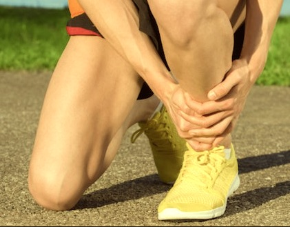 Shin Splints caused by running treated by Houston podiatrist