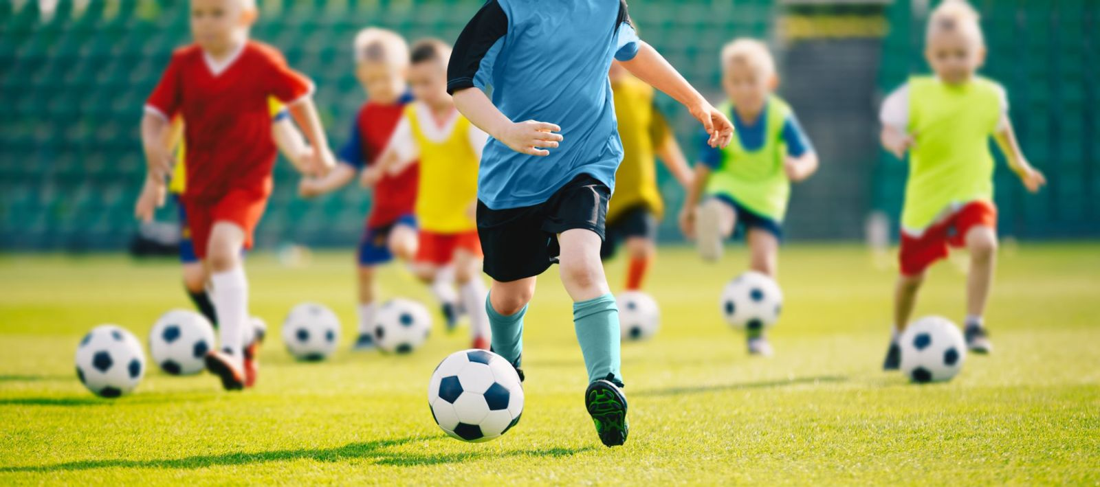 If your child's soccer cleats don't fit well, kicking the ball can put him or her at risk for an ingrown toenail.