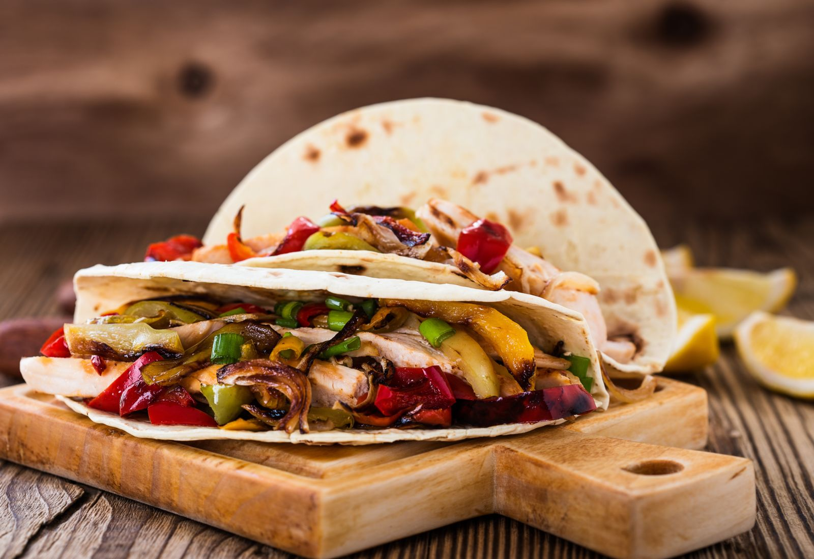 Tacos are a great dinner option for people with diabetes!